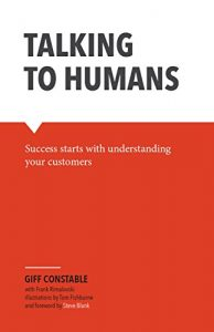 Baixar Talking to Humans: Success starts with understanding your customers (English Edition) pdf, epub, eBook