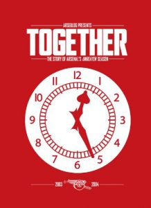 Baixar Together: the story of Arsenal's unbeaten season (English Edition) pdf, epub, eBook