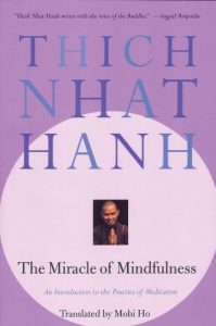 Baixar The Miracle of Mindfulness: An Introduction to the Practice of Meditation pdf, epub, eBook