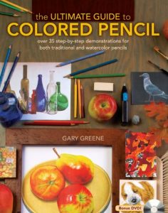 Baixar The Ultimate Guide To Colored Pencil: Over 40 step-by-step demonstrations for both traditional  and watercolor pencils pdf, epub, eBook