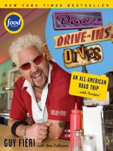 Baixar Diners, Drive-ins and Dives: An All-American Road Trip . . . with Recipes! (Diners, Drive-ins, and Dives) pdf, epub, eBook