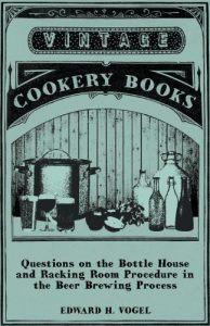 Baixar Questions on the Bottle House and Racking Room Procedure in the Beer Brewing Process pdf, epub, eBook