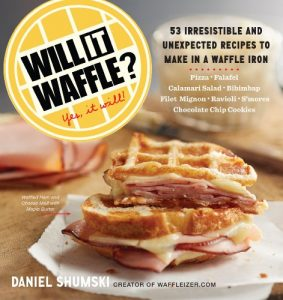 Baixar Will It Waffle?: 53 Irresistible and Unexpected Recipes to Make in a Waffle Iron (Will It…?) (English Edition) pdf, epub, eBook