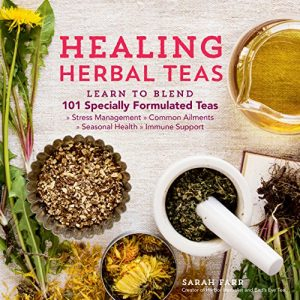Baixar Healing Herbal Teas: Learn to Blend 101 Specially Formulated Teas for Stress Management, Common Ailments, Seasonal Health, and Immune Support (English Edition) pdf, epub, eBook