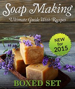 Baixar Soap Making Guide With Recipes: DIY Homemade Soapmaking Made Easy pdf, epub, eBook